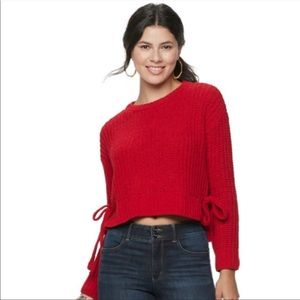 Candies loose knit sweater.